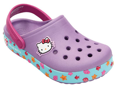 Crocband Hello Kitty Clog