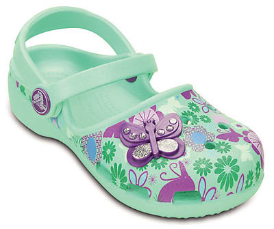 Girls' Karin Butterfly Clog