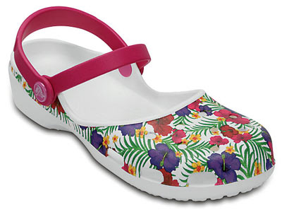 Karin Graphic Clog