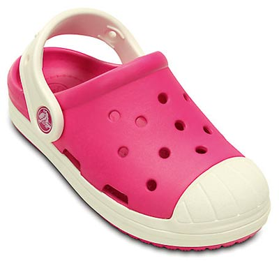 Kids Crocs Bump It Clog